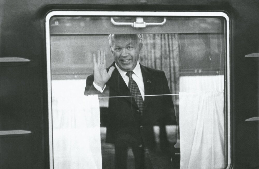 16. juuni 1988. Lõpuks ometi vaevast vaba! Karl Vainol on ühe otsa pilet Moskvasse taskus.