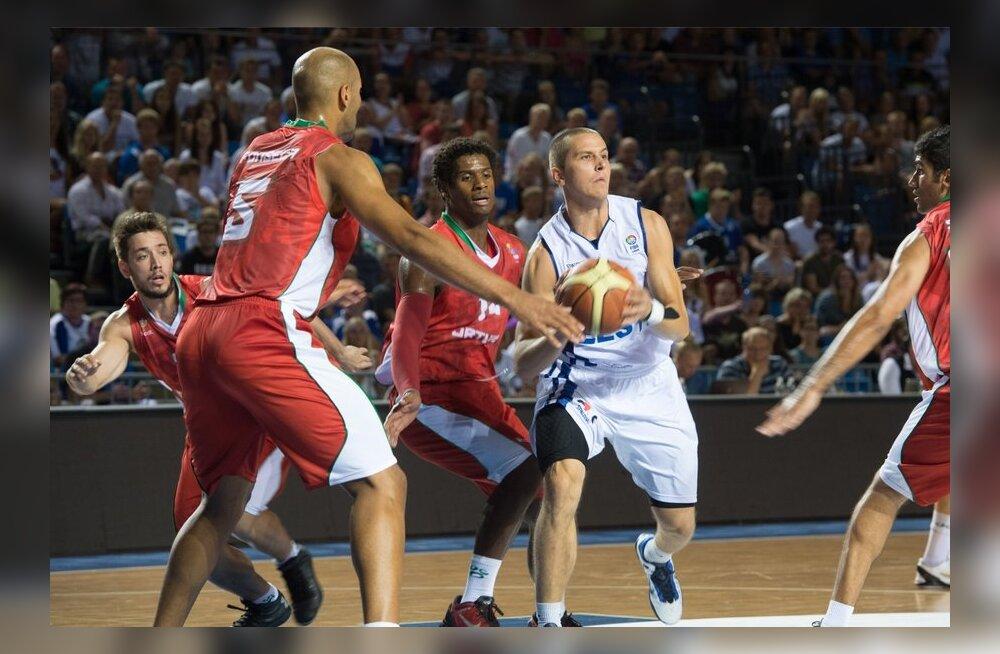 21db69c8e9d HEA TÖÖ! Eesti korvpallikoondis alistas Portugali koguni 21 punktiga ...