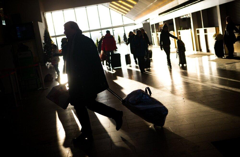 Жители Эстонии продолжают отдыхать в Турции, несмотря на ситуацию в регионе