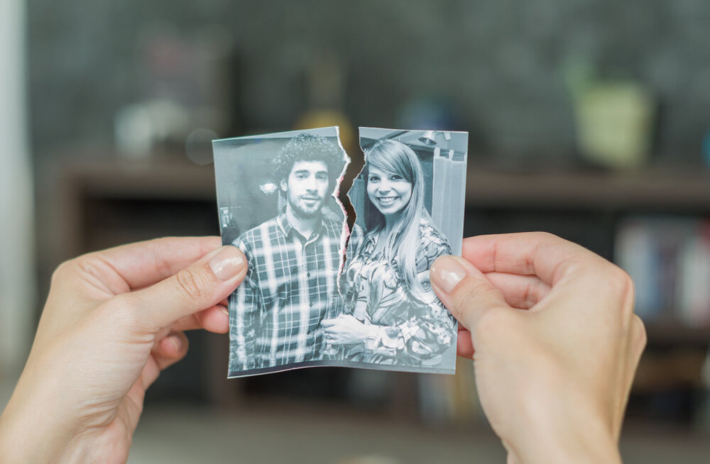 Naine, kes sai kolm kuud enne pulmi teada, et kihlatu teda petab, avaldab ohumärgid, mida ta otsustas ignoreerida