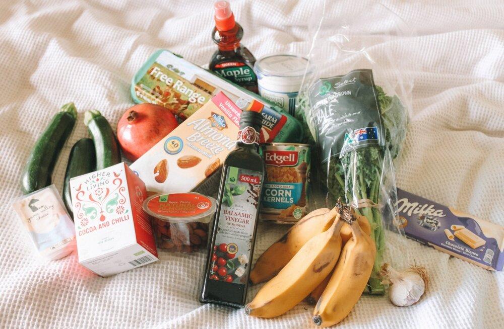 Lasnamäel saab Euroopa Liidu toiduabi üle 1300 inimese
