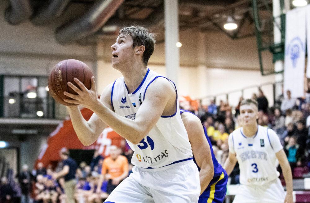Pärnu Sadam liitis endaga veel ühe U18 koondise liidri