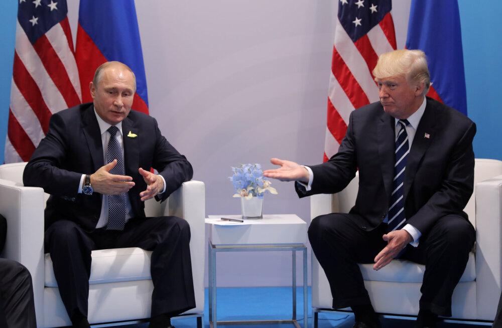 Трамп заложил в бюджет США более 760 млн долларов на сдерживание России