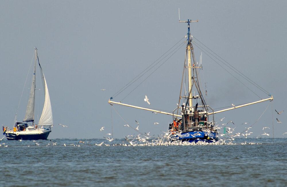 Venemaa pidas kinni Jaapani krabilaeva