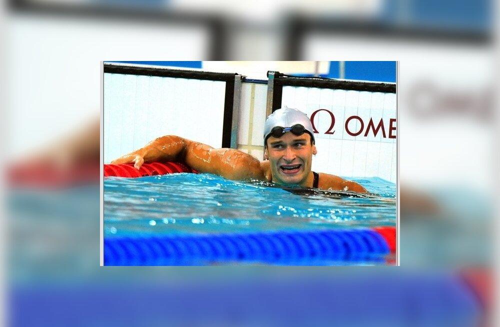 Martti Aljand jõudis ujumise EMil taas finaali