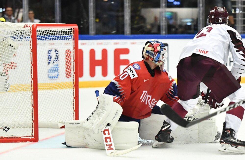 VIDEO | Jäähoki MM: Läti ja Šveits said dramaatilised lisaajavõidud