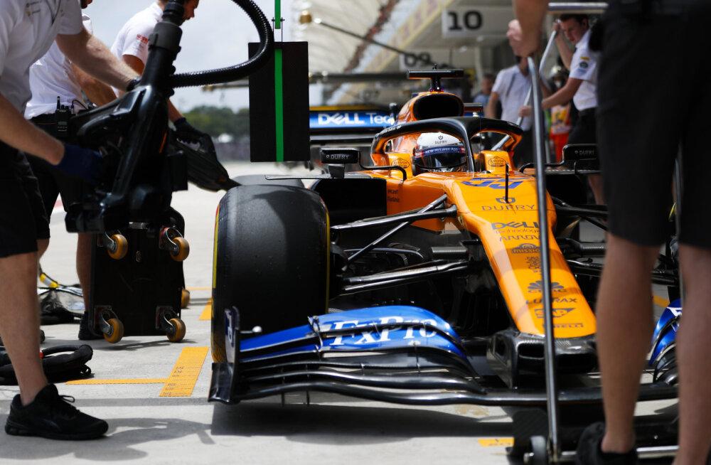 Hispaania vormelitäht pika võistluspausi ohtlikust mõjust: paljud sõitjad on finišis kokkukukkumise äärel
