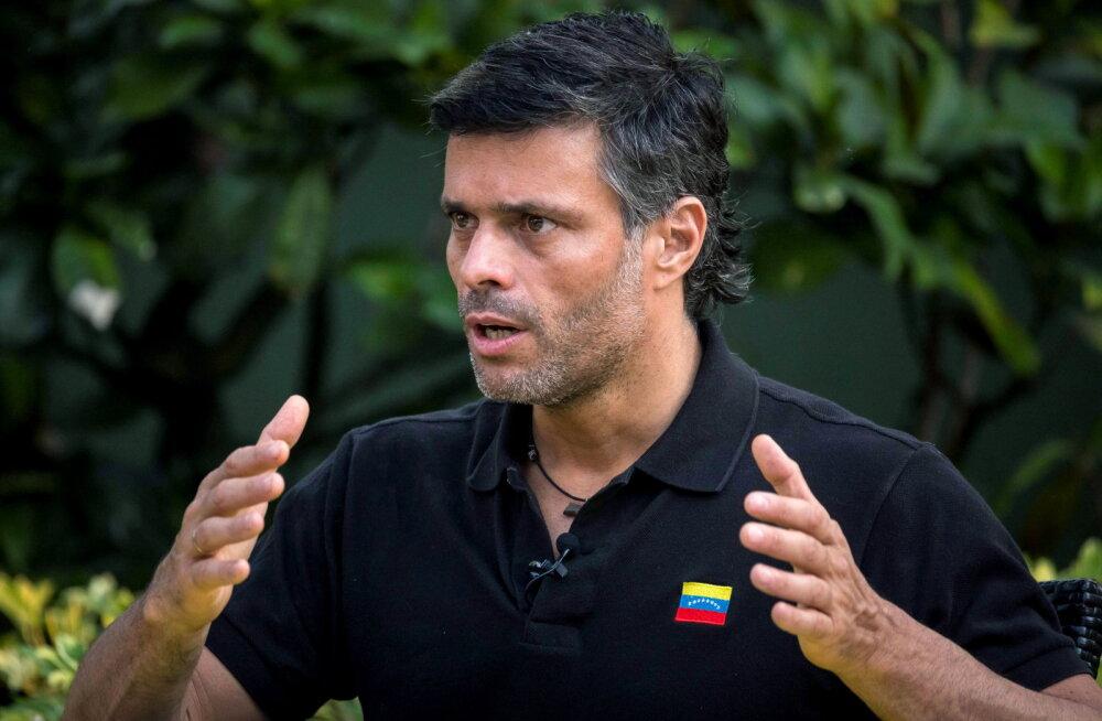 Hispaania keeldub välja andmast tema saatkonda varjunud Venezuela opositsionääri