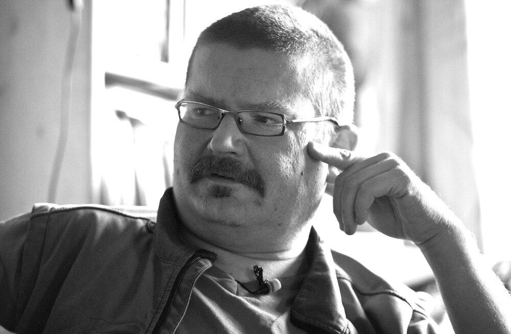 Suri vabakutseline kirjanik Jüri Pino