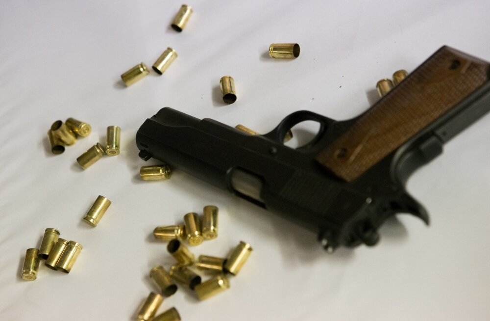 Jaapanis tapab nuga: kuidas suur riik tulirelvadega seotud kuritegevusest vabanes