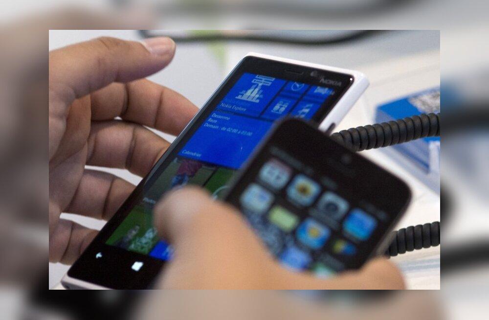 Pingerida – parimad Windows Phone'i telefonid, mida saab hetkel osta