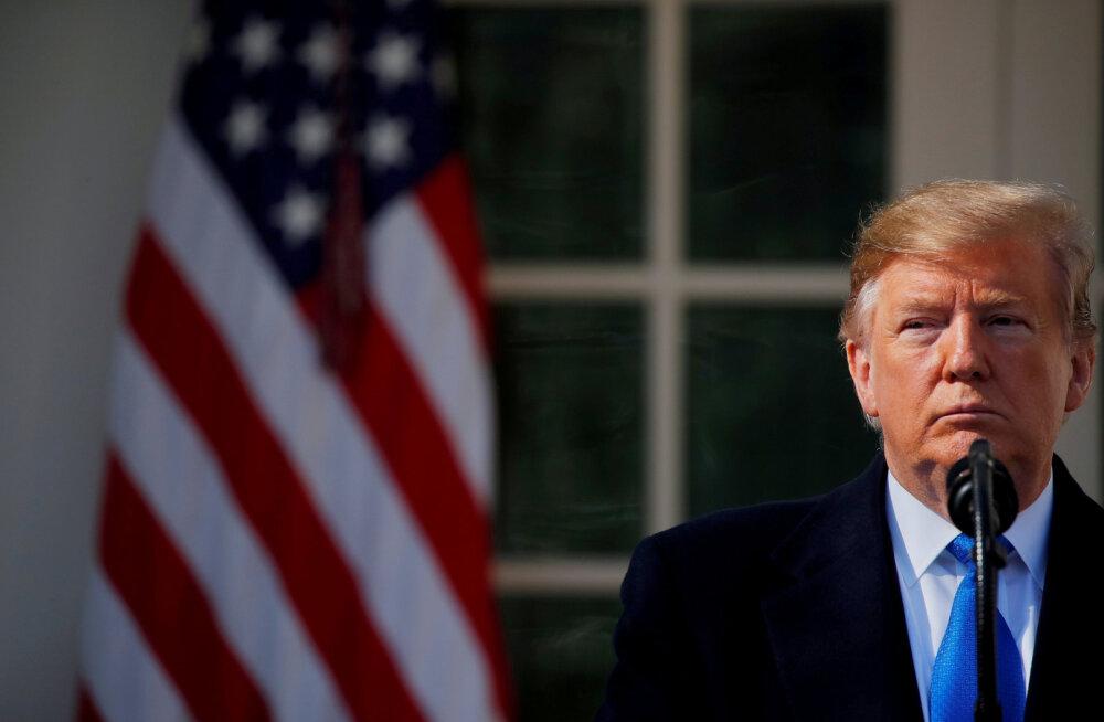 USA kongressi demokraadid nõuavad jõuga USA maksuametilt Donald Trumpi tuludeklaratsioone