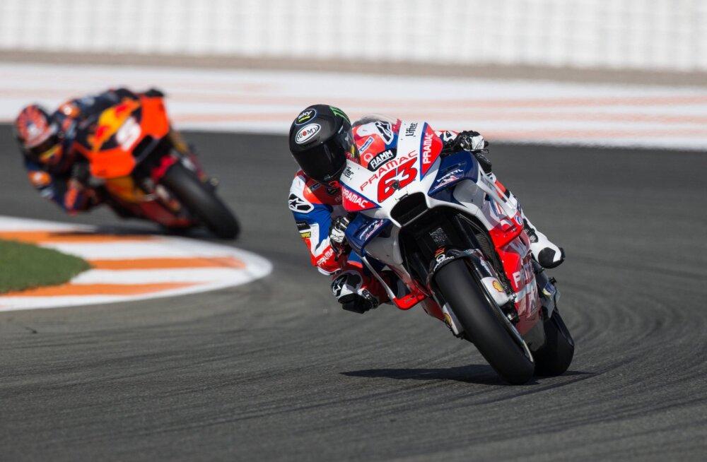 Soomes Kymi Ringil toimub augustis MotoGP ametlik testisõit