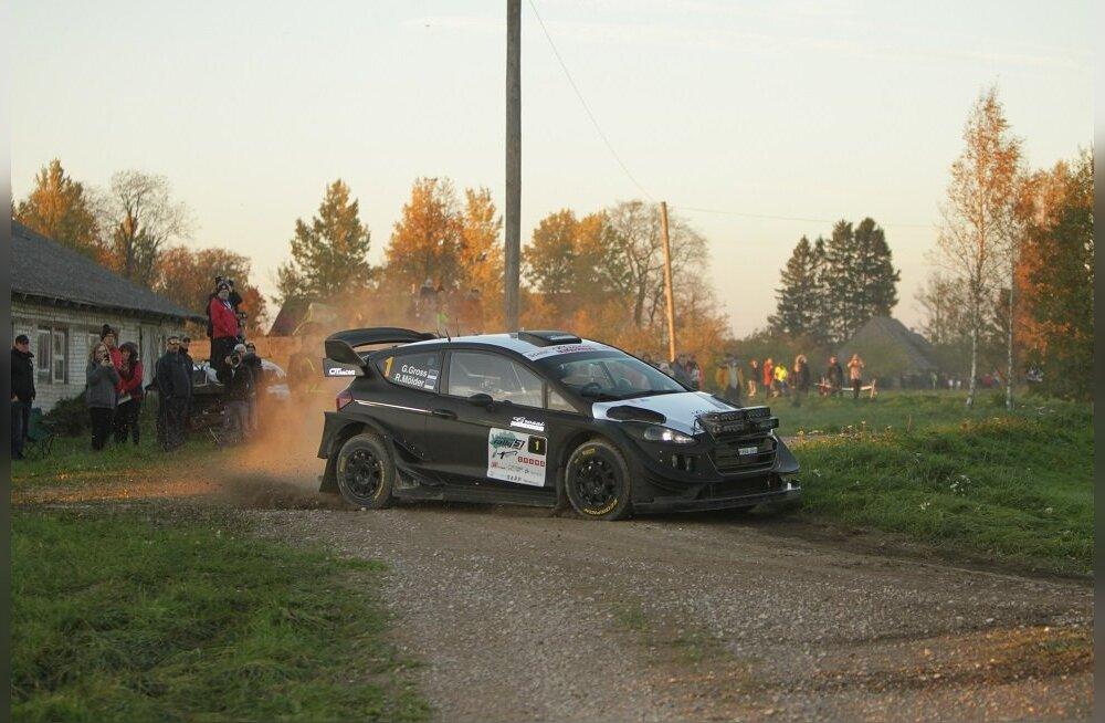 Viru rallil saab stardis näha kaht WRC masinat