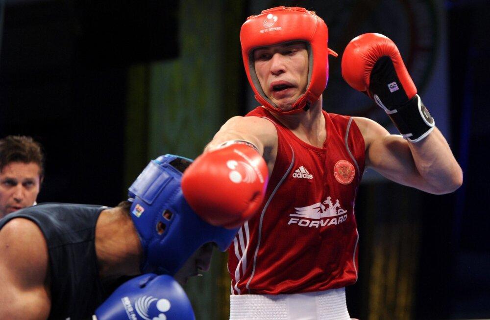 Venelasest poksi maailmameister jäi dopinguga vahele