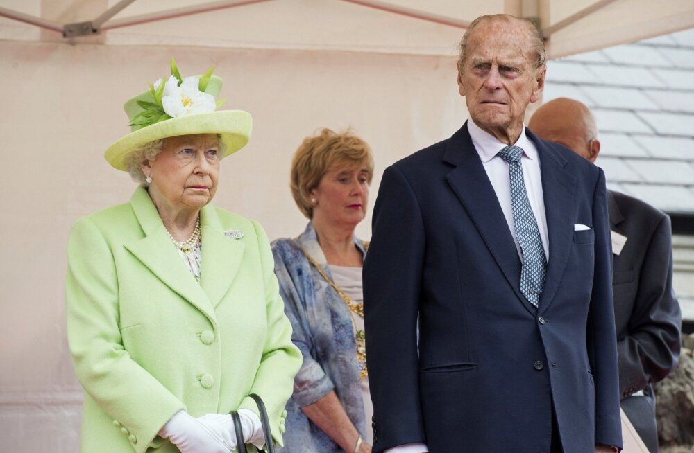 Муж королевы Елизаветы II принц Филипп отойдет от дел