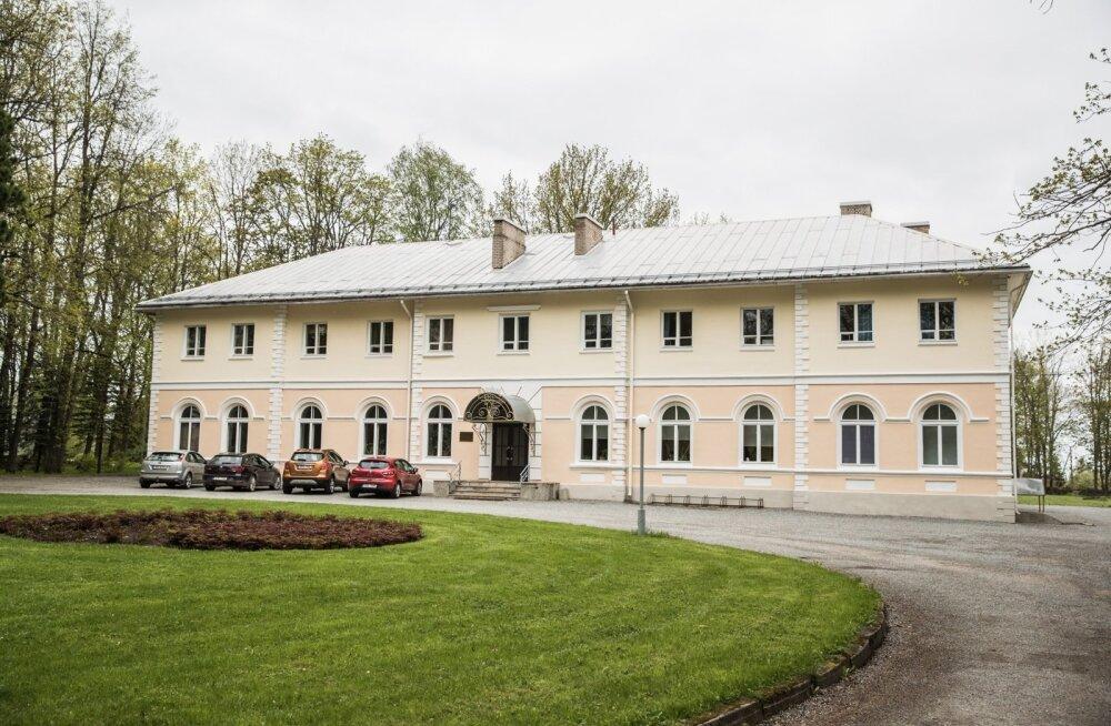 Kambja vana vallavalitsuse hoone