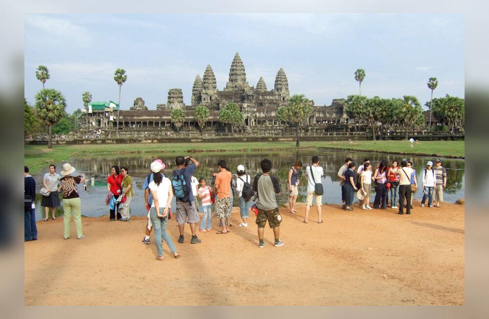 Eelmisel aastal reisis mööda maailma rekordarv turiste