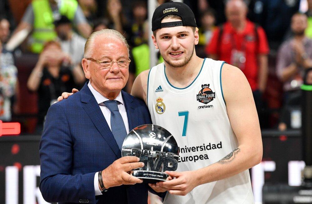 Sahinad: Luka Dončić ei olegi NBA draftis esikolmikuvalik?