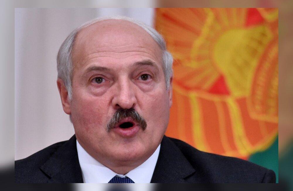 Lukašenka kinnitas, et Valgevene ei reeda oktoobrirevolutsiooni ideaale