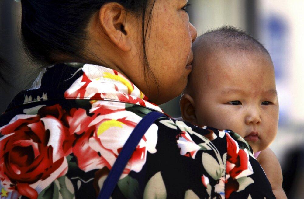 """Suur osa 30 miljonist """"kadunud"""" lapsest Hiinas on üles leitud"""
