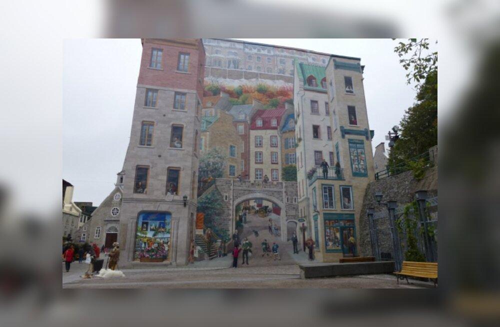 Уникальные граффити на домах Лиона