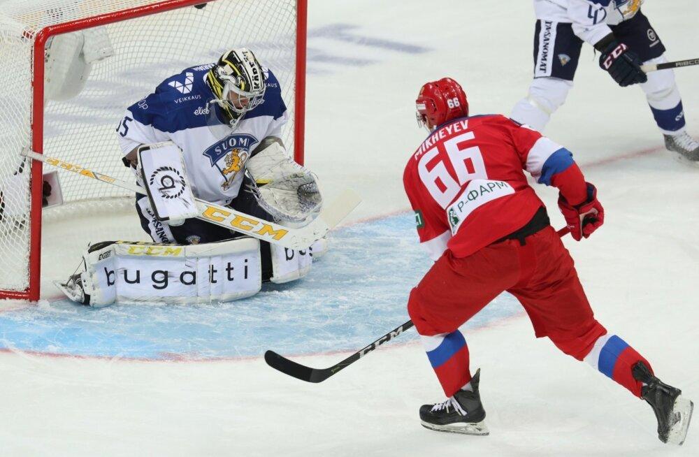 Venemaa vs Soome