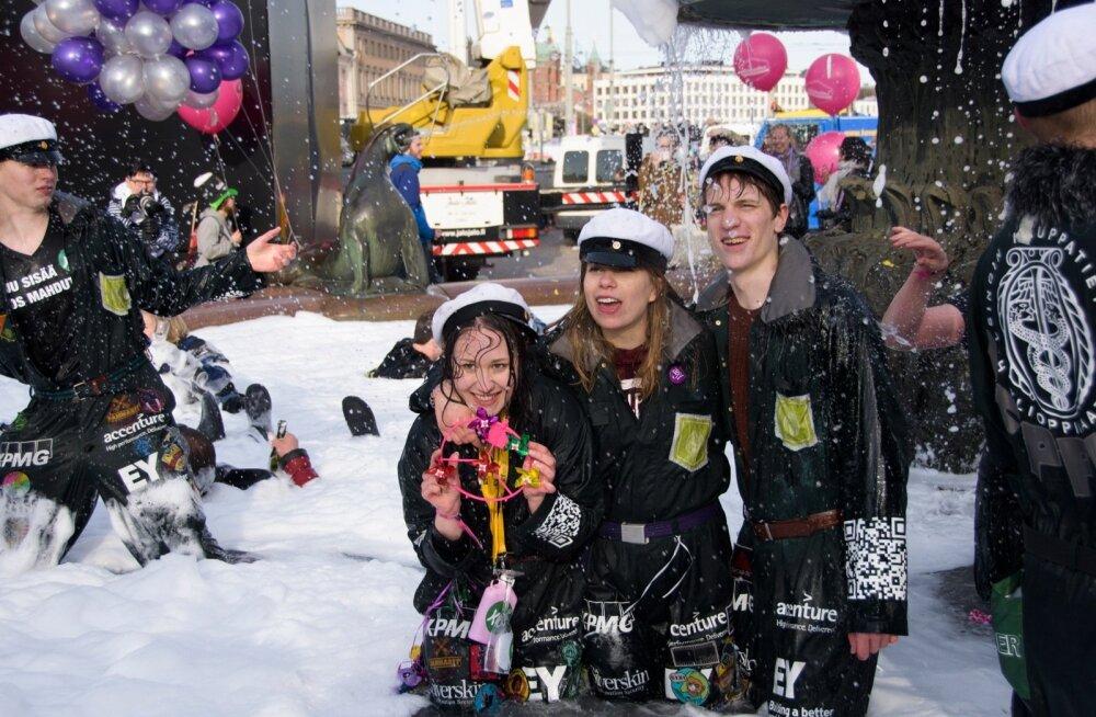 Helsingi Vappu 2015