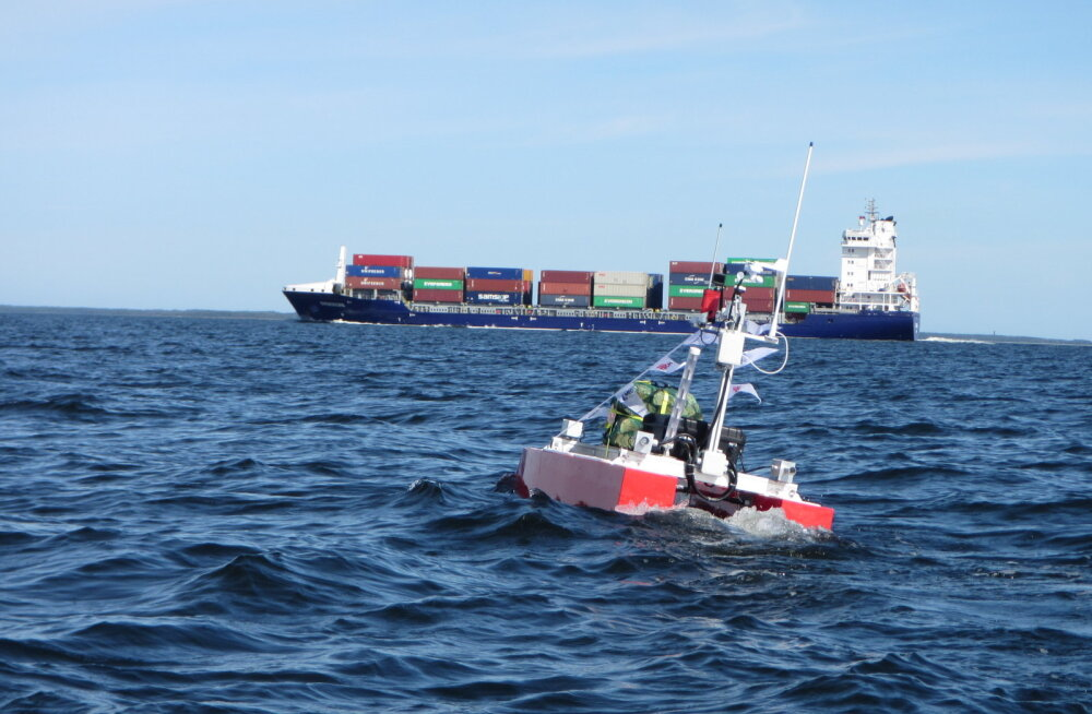 Robotlaev Nymo otsib partnereid