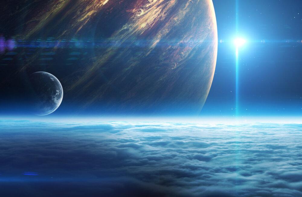 Eestlastel on nüüd taevas oma täht Koit ja eksoplaneet Hämarik