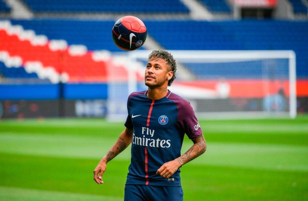 42fe3224715 Pohlak: Neymari hiigelüleminekust võib kaudselt kasu lõigata ka Eesti  jalgpall - Sport