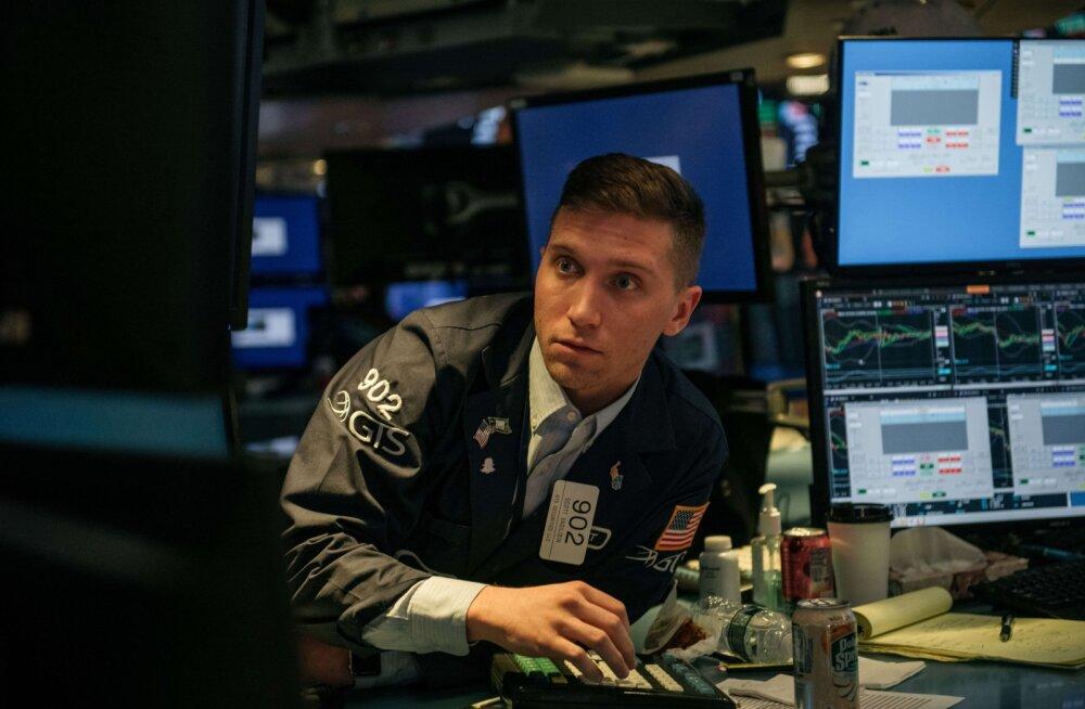 Suurpangad: börsidel pole veel nii valus, et hakata põhjast rääkima ja ostma
