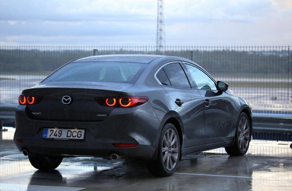 Palju õnne, autosõbrad! Eesti aasta auto 2020 on Mazda 3!