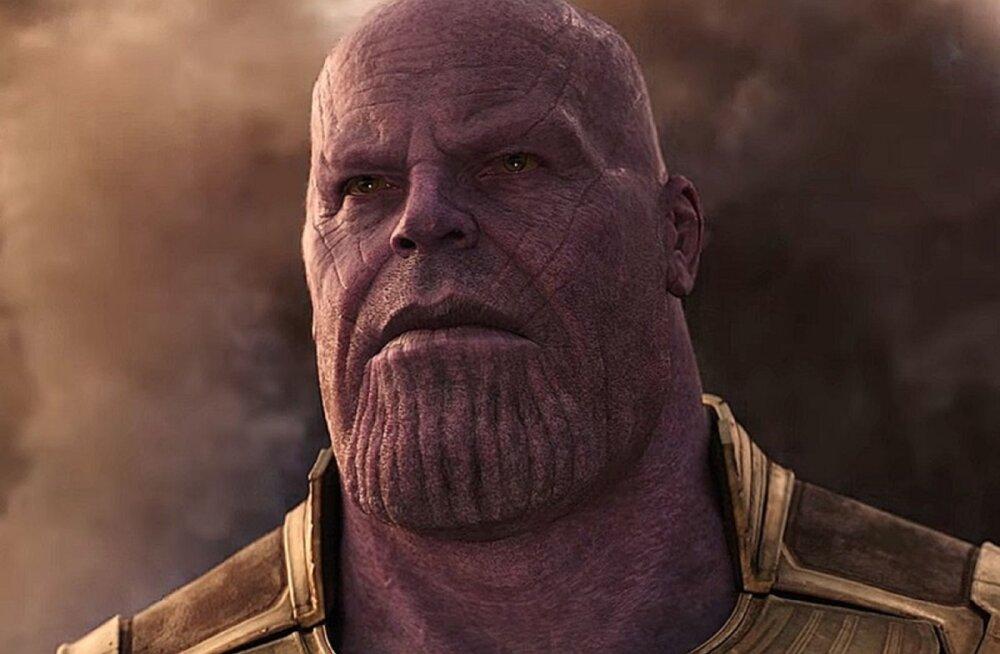 """Kas Disneyl on tõesti kuri vallutusplaan, nagu uue """"Tasujate"""" filmi põhipahal Thanosel?"""