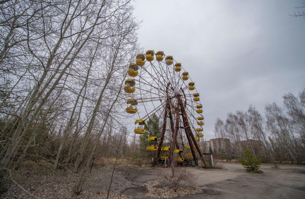 Tshernobõl 2016