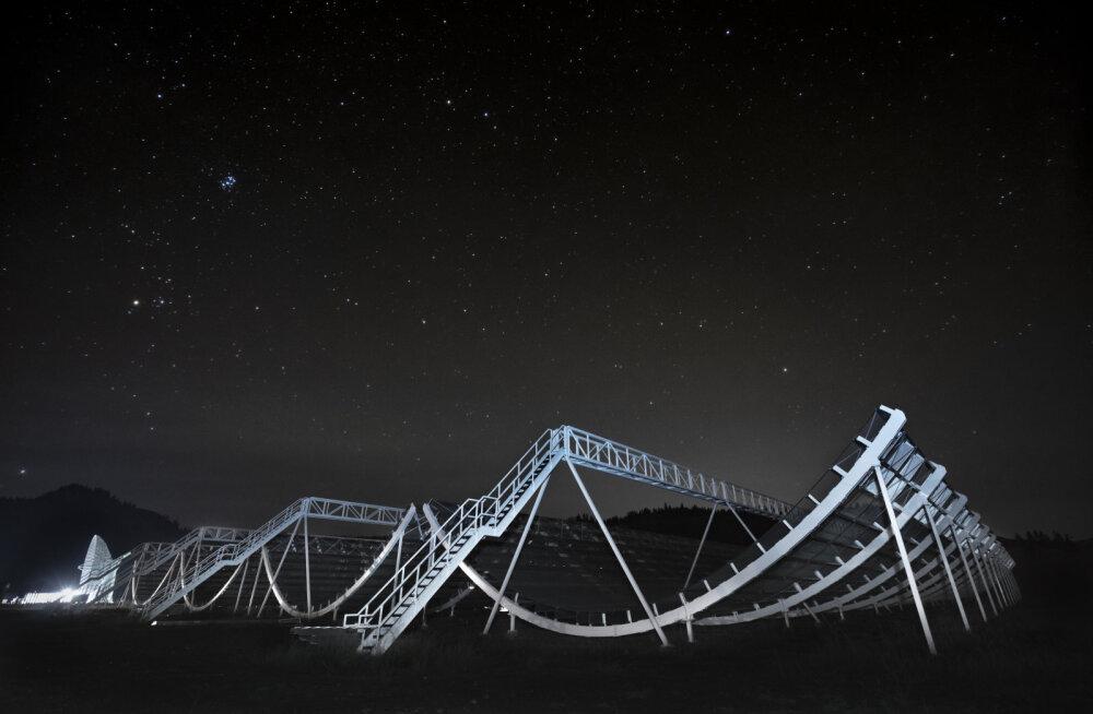 Astronoomid tuvastasid kaheksa uut süvakosmosest pärinevat saladuslikku raadiosignaali