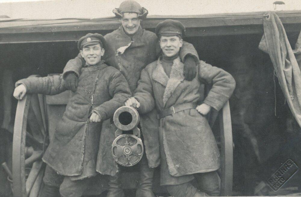Vabadussõja murrangulised kuud 1919. aastal: vaenlane löödi Eestist välja