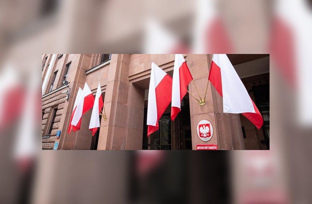 Польша обвинила власти России в искажении картины Второй мировой войны