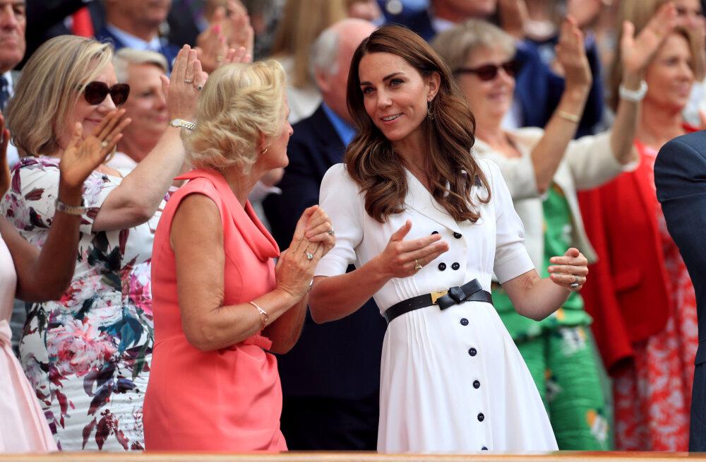 FOTOD | Kate Middleton tegi jällegi südantsoojendava austusavalduse printsess Dianale