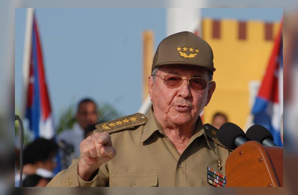 Kuuba president kinnitas valmidust läbirääkimisteks Ühendriikidega