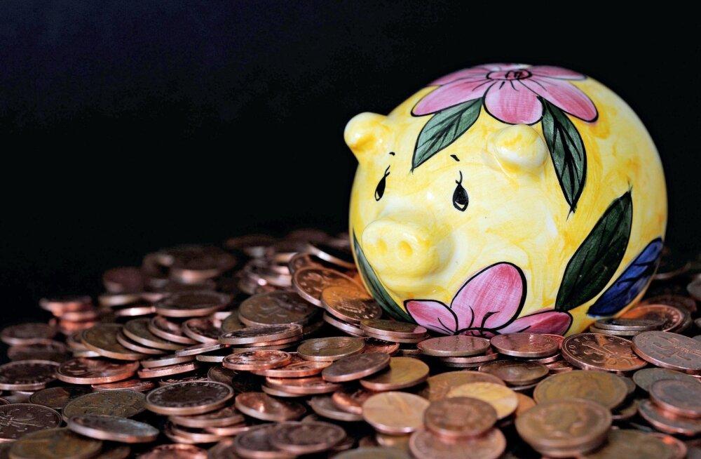 Saksa pangad ei taha negatiivsete hoiuseintressidega korraldada finantskriisi