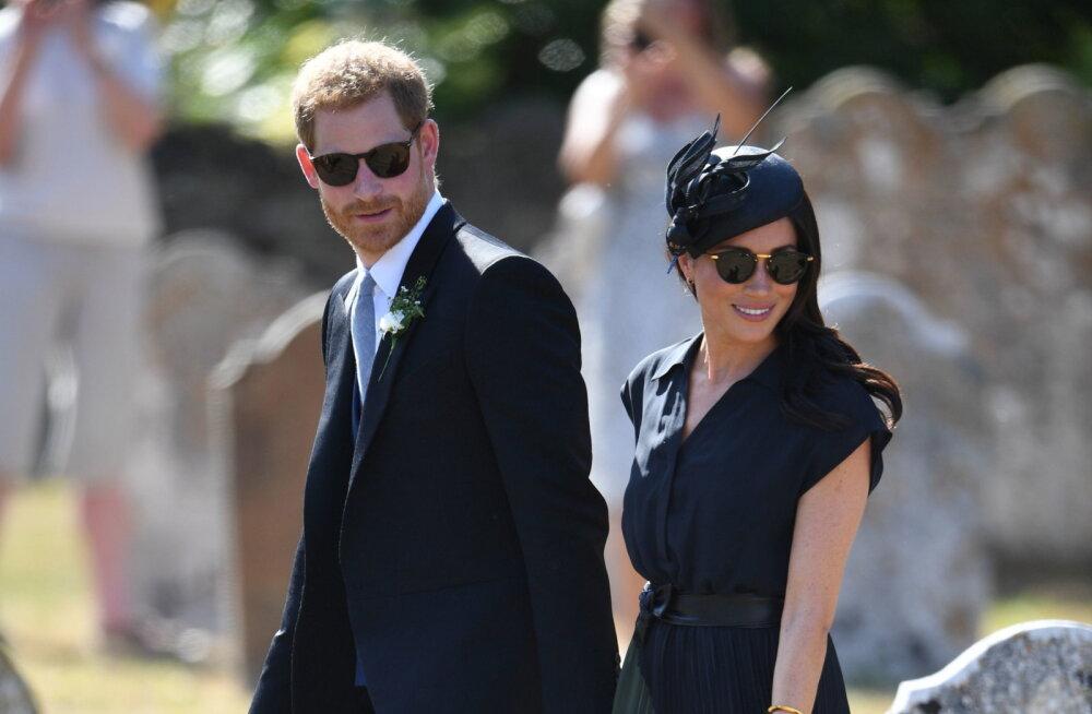 Korralik tähistamine: kas Meghan ja Harry eostasid lapse tähtsal päeval?