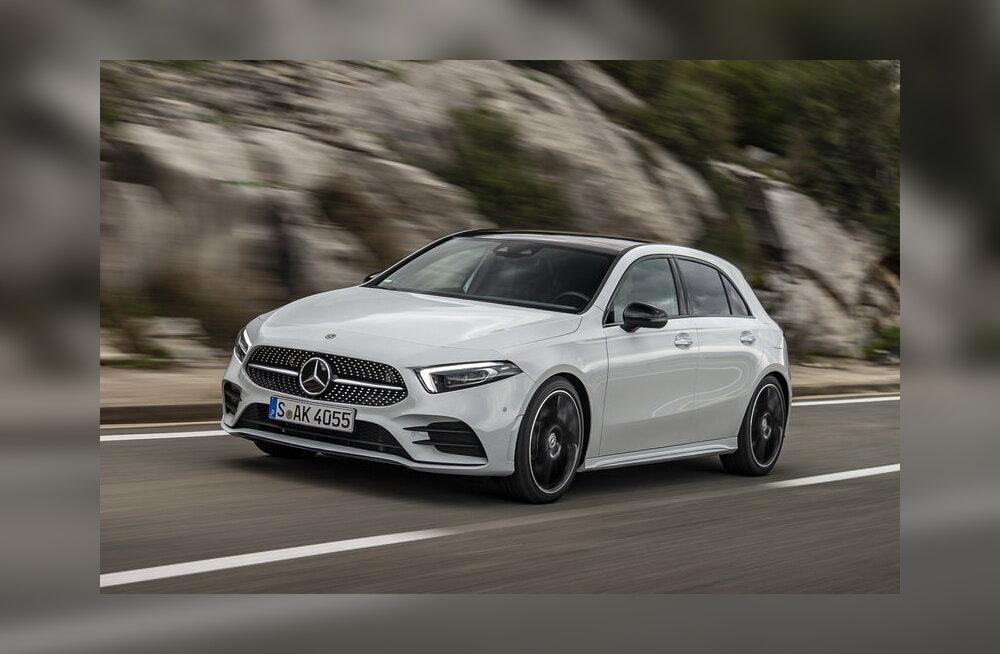 WHATCAR? TESTIB | Neljanda põlvkonna Mercedes-Benzi A klass: vanemate patte EI nuhelda laste kaela
