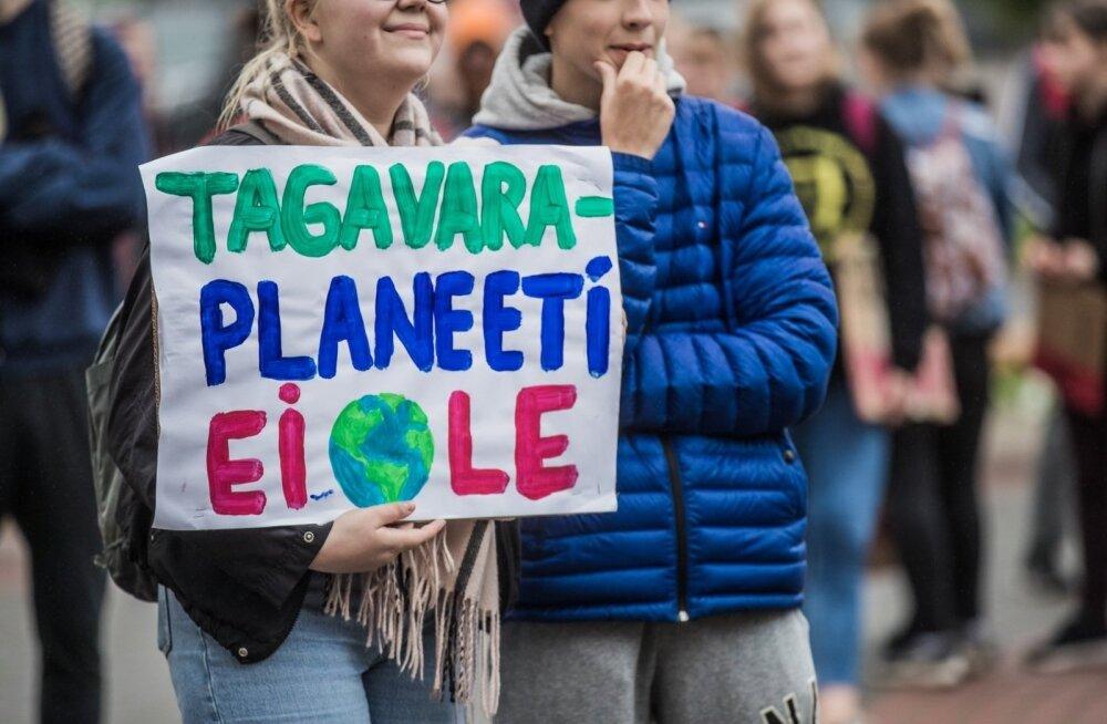 Правительство поддержало поставленную Европейским союзом цель по климатической нейтральности
