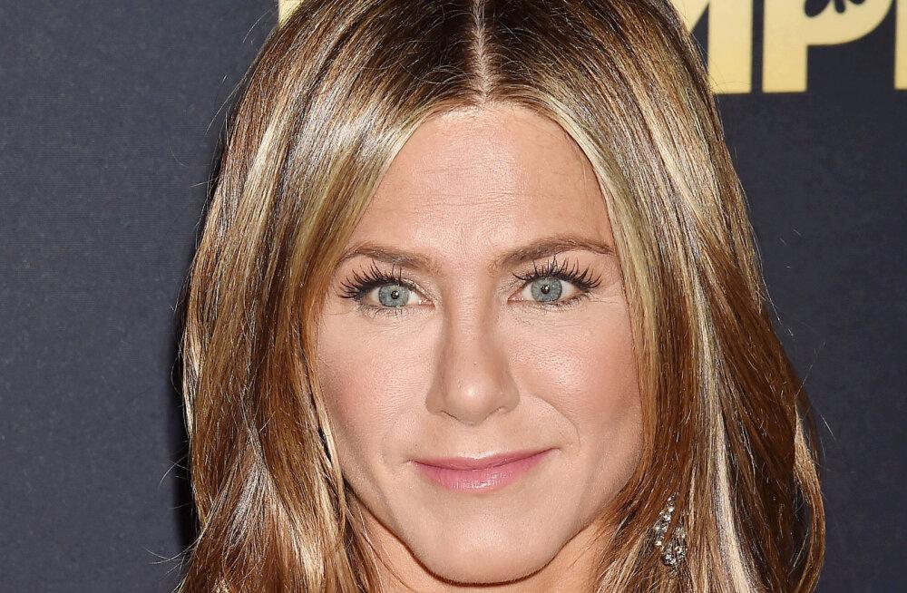 Jennifer Anistoni välimus sattus suurde skandaali: ma ei mäleta, et ta selline välja näeks!
