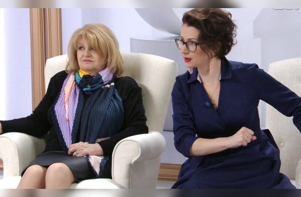 """ВИДЕО: """"Пудра-Show"""" на ETV+: Развод. Быть или не быть семейному счастью?"""