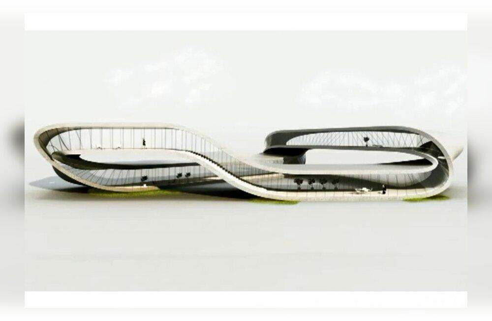 Arhitekt kavatseb terve maja 3D-printerist välja lasta