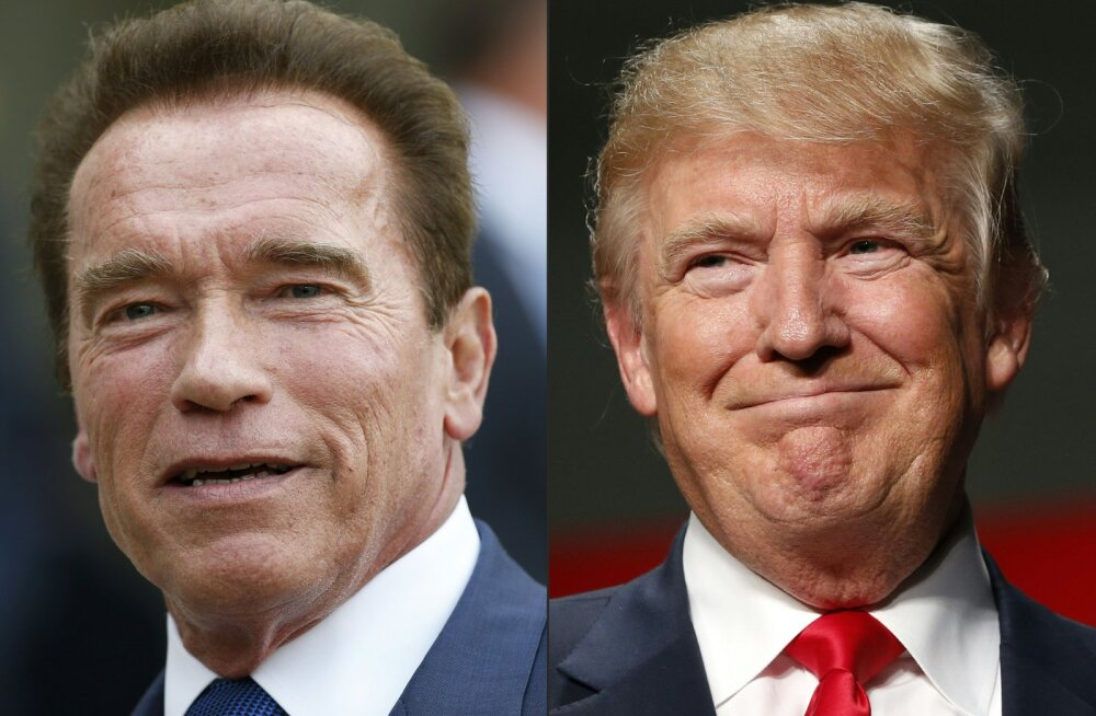 VIDEO: Arnold Schwarzenegger pilab Super Bowli reklaamis president Trumpi