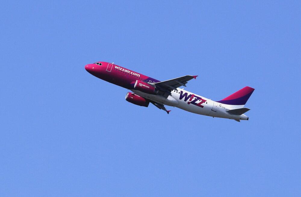 Wizz Air вводит добровольный экологический сбор для пассажиров