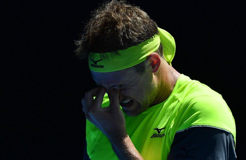 Australian Openi veerandfinalisti tuhkatriinulugu varjutab USA meedia šokeeriv avastus